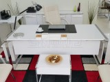 Apple Istanbul Office Desk Executive Office Hg. White