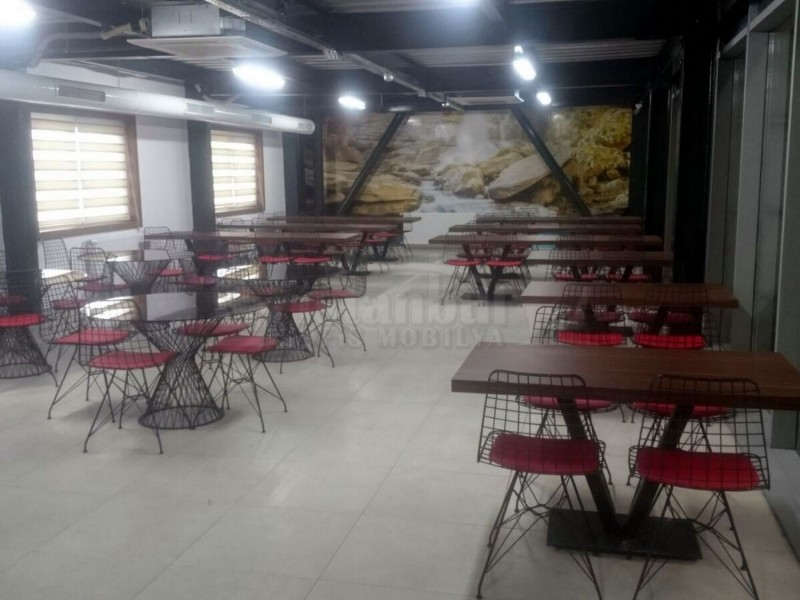 咖啡厅和食堂改造