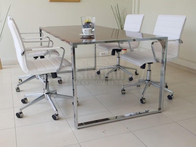 Apple Meeting Table 190-90 cm