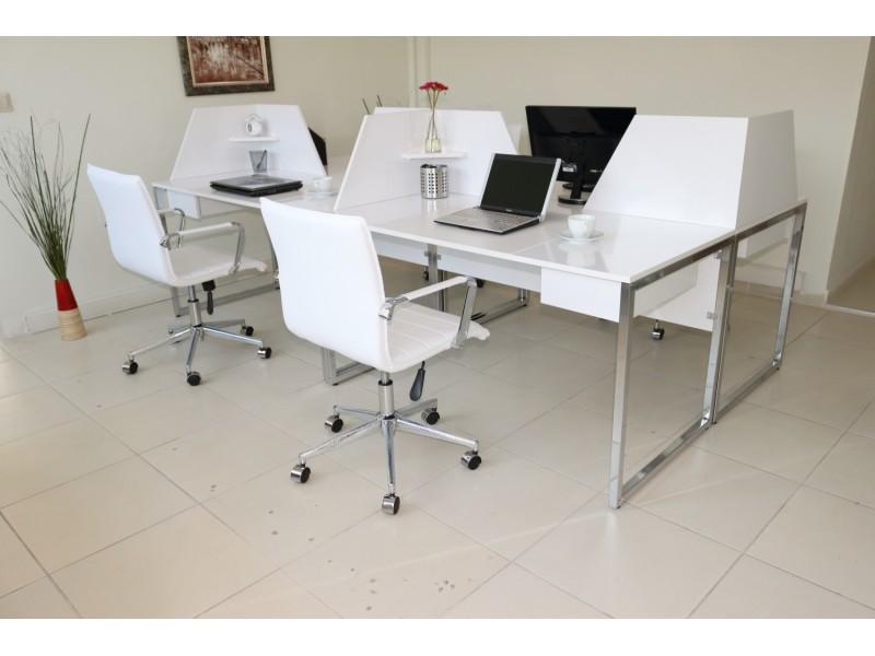 In The Multi Zealand Desk for Four Person 280-140 cm
