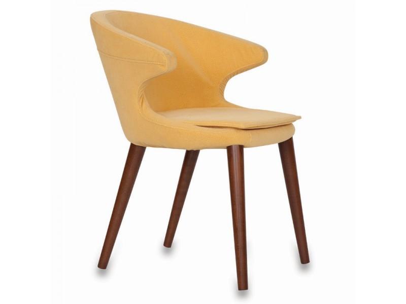 Dudi Wooden Guest Chair