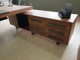 First Class Executive Board Shelf Cabinet Baroque Black
