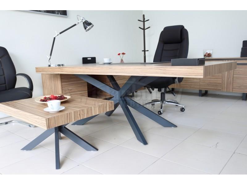 Lexus 220-100 Samba Anthracite Desk Authority