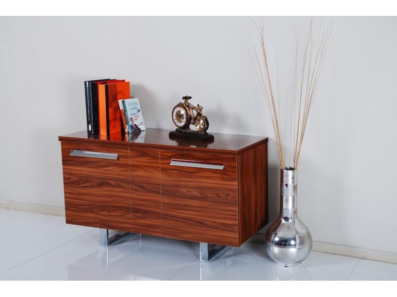 Terra Cabinet and Table Set
