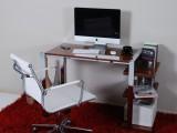 Este Desk (Count Shelf is a Piece)